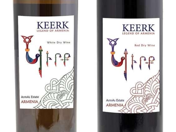 Keerk. Legend of Armenia