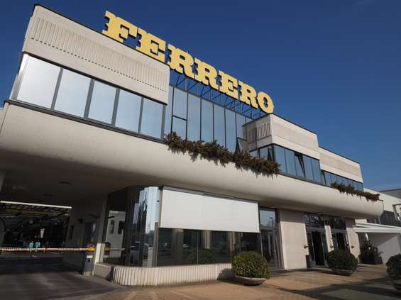 Ferrero przejmuje Eat Natural