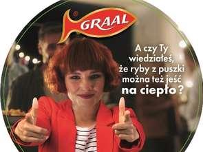 Kampania reklamowa Graal zakończona