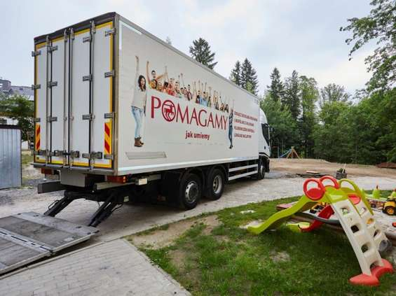 Rossmann przekazał produkty za 5 mln zł