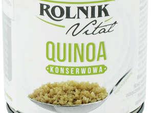 Rolnik. Quinoa