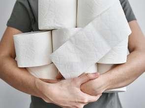 Papier toaletowy ... reglamentowany