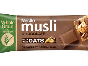 CPP Toruń-Pacific. Śniadaniowe batony zbożowe Nestlé MUSLI