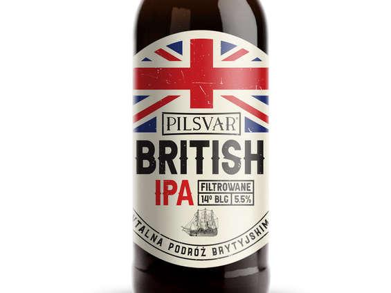 Pilsvar British IPA