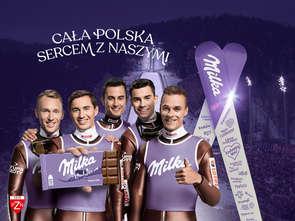 """""""Milka. Sercem z Naszymi"""""""