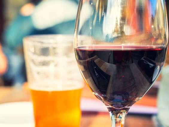 Niemcy zastępują piwo winem