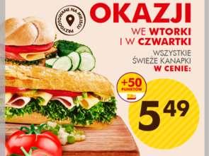 Shell kusi promocjami na hot-dogi i kanapki
