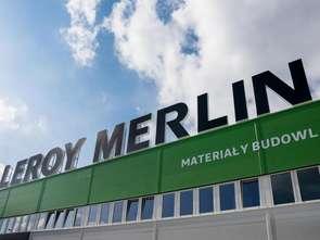 Nowy sklep Leroy Merlin w Kutnie