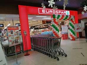 Eurospar w Pile otwarty