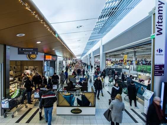 Parki handlowe bardziej odporne na skutki pandemii