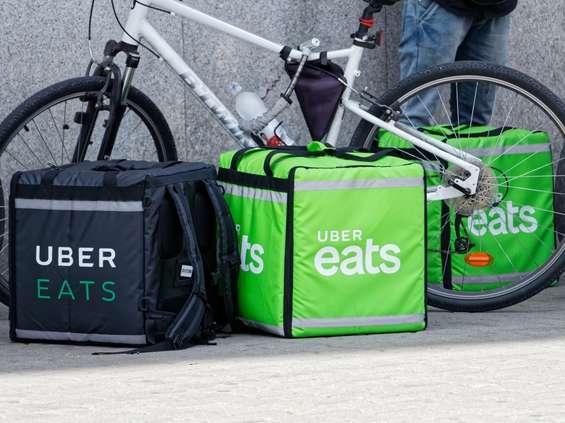 Uber Eats nawiązuje największe partnerstwo w Polsce