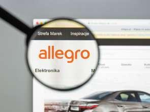 Allegro rozkręca logistykę