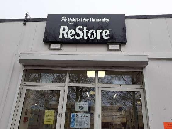 ReStore: sklep meblowy non profit. W planach kolejne