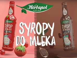 Herbapol-Lublin promuje Syropy do mleka
