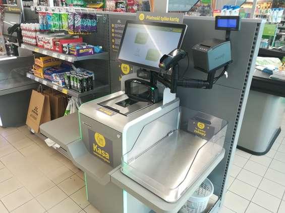 Checkpoint: plaga kradzieży w kasach samoobsługowych