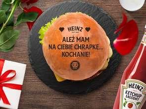Najbardziej romantyczny burger