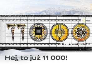 InPost: w 2021 r. 100 nowych paczkomatów tygodniowo!