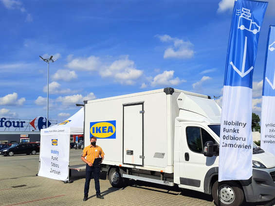 IKEA i Carrefour ułatwiają odbiór zakupów