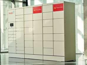 Poczta planuje rozwój własnych automatów paczkowych