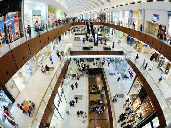 Duże centra handlowe mają teraz najtrudniej