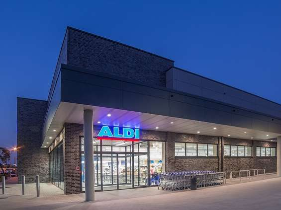W 2021 r. przybędzie 45 nowych sklepów pod szyldem Aldi