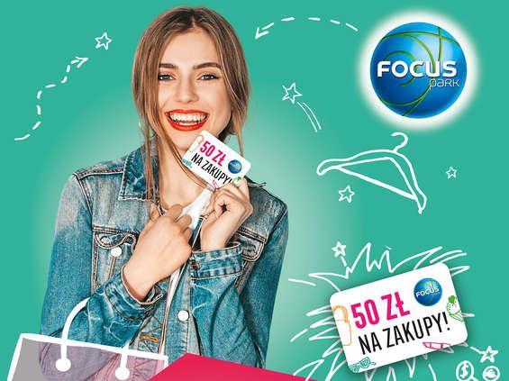Promocyjny weekend w Focus Park