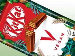 Nestlé wyprodukuje wegański batonik