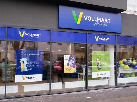 Ruszył pierwszy sklep sieci Vollmart! [ZOBACZ ZDJĘCIA]