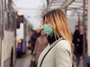 Uwaga! Zakaz zasłania ust i nosa przyłbicami i szalikami od soboty