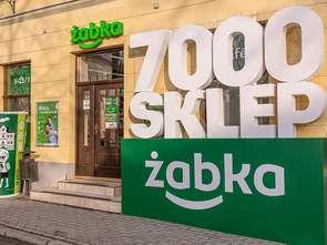 Żabka nie zwalnia tempa: otwiera 7-tysięczny sklep