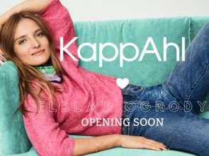 KappAhl otwiera pierwszy sklep w Elblągu