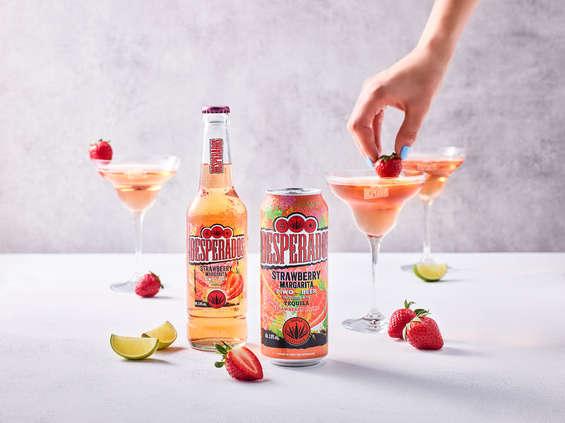 Desperados Strawberry Margarita 3%