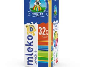 OSM Łowicz. Mleko UHT 3,2%