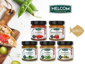 Greek Trade. Pasty rybne Helcom Premium