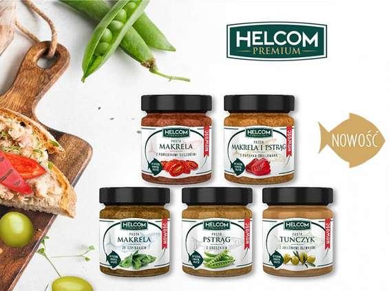 Greek Trade. Pasty rybne Helcom Premium
