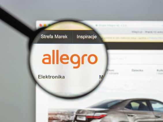 Allegro z rekordem w czwartym kwartale 2020 r.