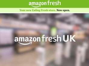 Pierwszy bezobsługowy stacjonarny Amazon w Europie