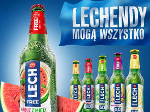 Nowy smak w portfolio Lecha Free 0,0%