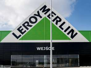 Leroy Merlin przejął lokalizację po Tesco w Łodzi