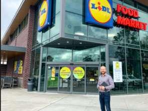 Polak jednym z kierowników Lidla w USA