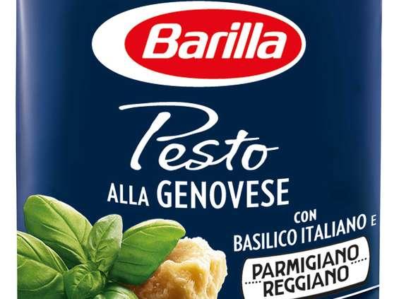 Barilla Poland. Pesto