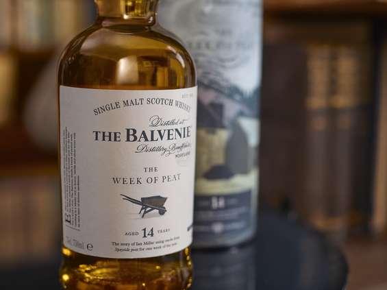 """The Balvenie """"Week of Peat"""" debiutuje na polskim rynku"""