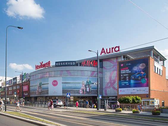 Aura Centrum Olsztyna: pozostawiono nas samych sobie