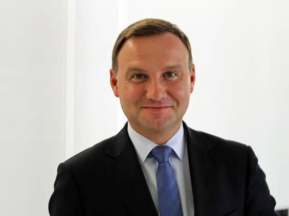 Andrzej Duda spotkał się z zarządem spółki InPost