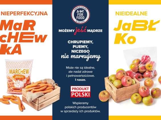 Carrefour jak Lidl sprzedaje niedoskonałe produkty