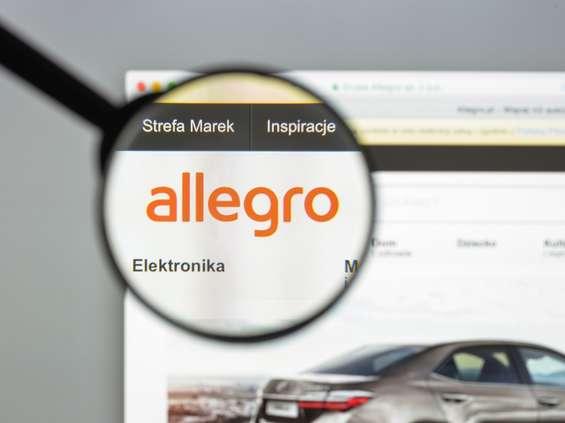 Wyprzedaż na Allegro. Nie chodzi o akcję promocyjną