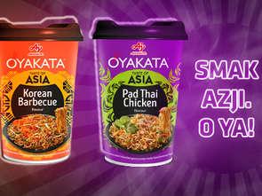 Oyakata promuje nowe smaki Azji