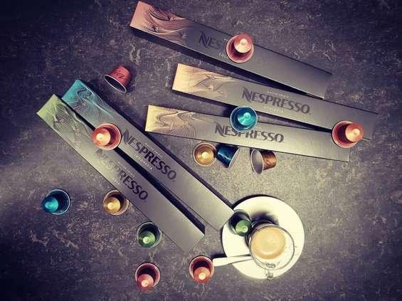 Nespresso rośnie ekspresowo