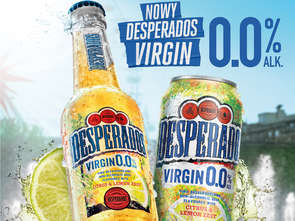 Desperados Virgin 0.0%