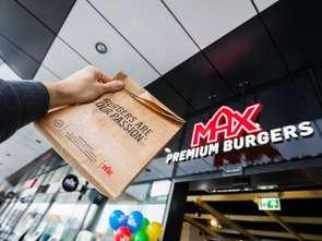 MAX Premium Burgers kontynuuje rozwój
